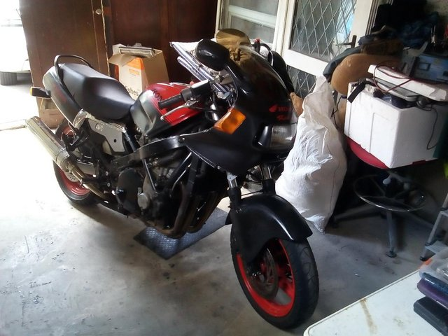 Preview of the first image of CBR1000F 1987.