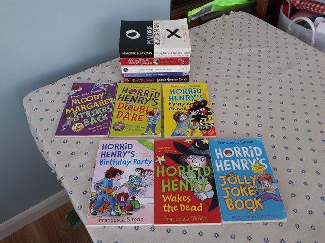 horrid henry books - Second Hand Books, Buy and Sell | Preloved
