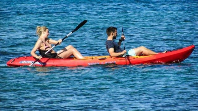 Preview of the first image of WANTED Tandem Double Kayak WANTED.