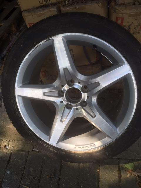 Image 2 of Mercedes AMG Alloy Brand New
