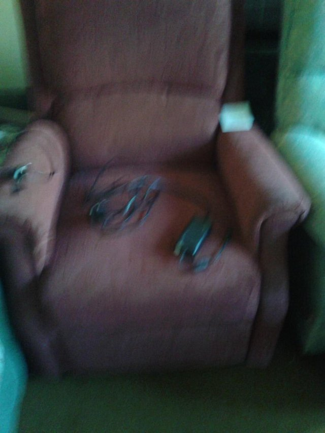 Image 5 of Two Recliner Armchairs, Electric & Manual Versions