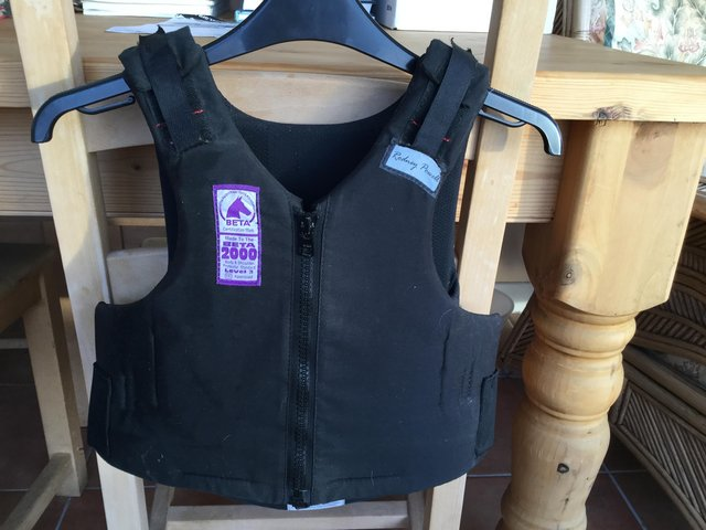 Preview of the first image of Child's Body Protector.