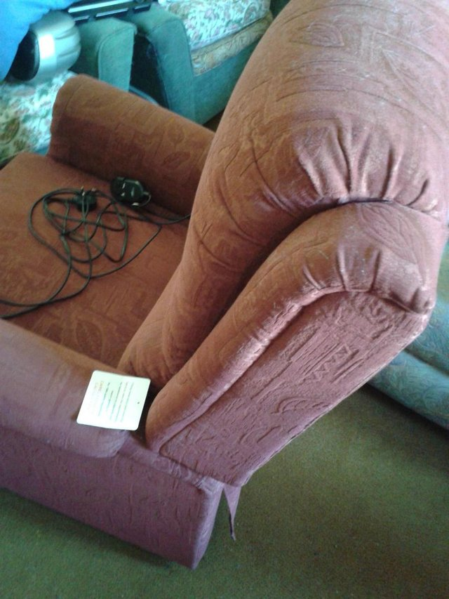 Image 9 of Recliner/Riser Armchairs,