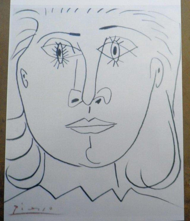 Preview of the first image of PICASSO Dora Maar.