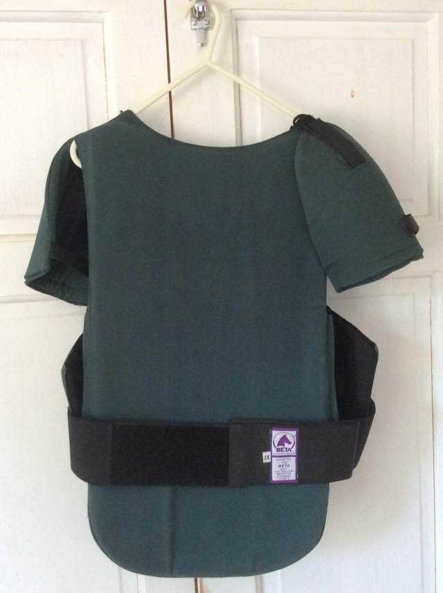 Image 2 of Rodney Powell Body Protector with shoulders Adult long