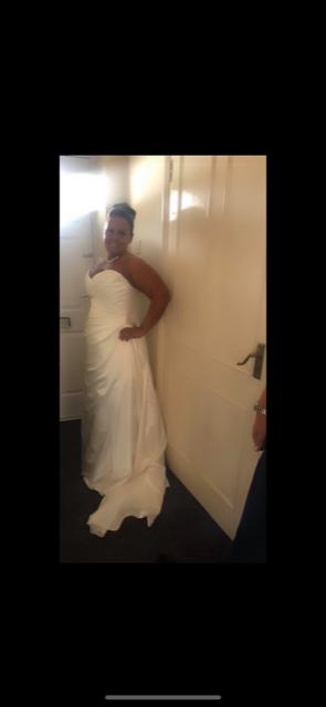 Image 2 of WEDDING DRESS