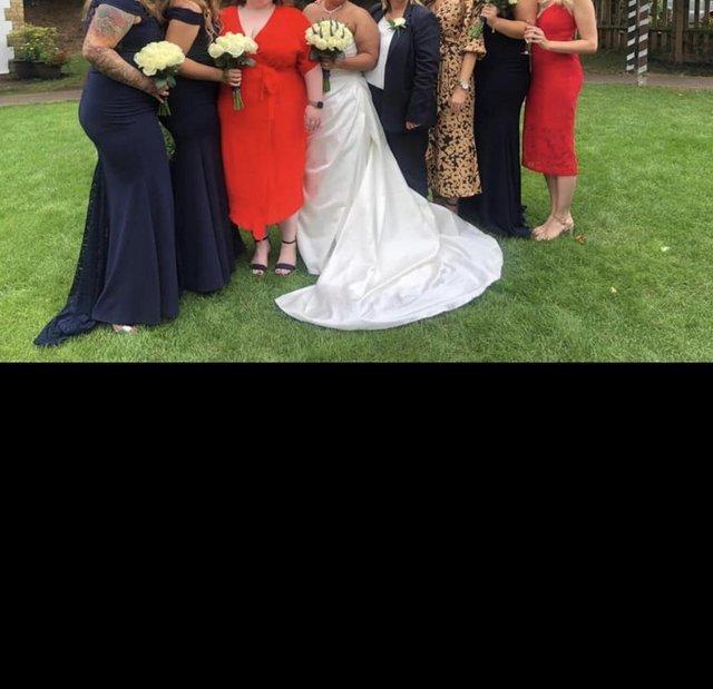 Image 4 of WEDDING DRESS