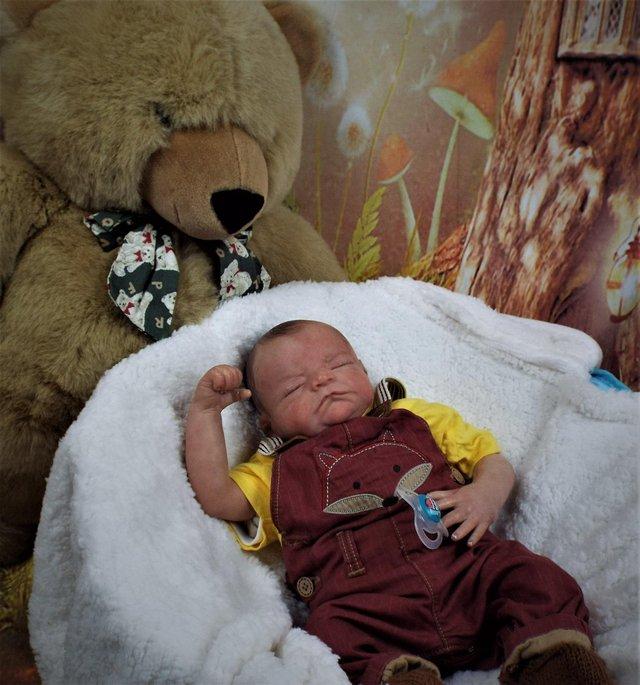 Image 2 of Reborn baby boy doll