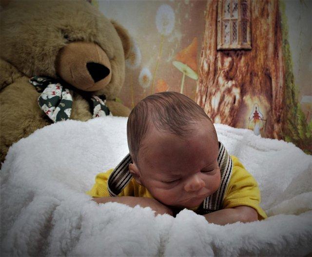 Image 3 of Reborn baby boy doll
