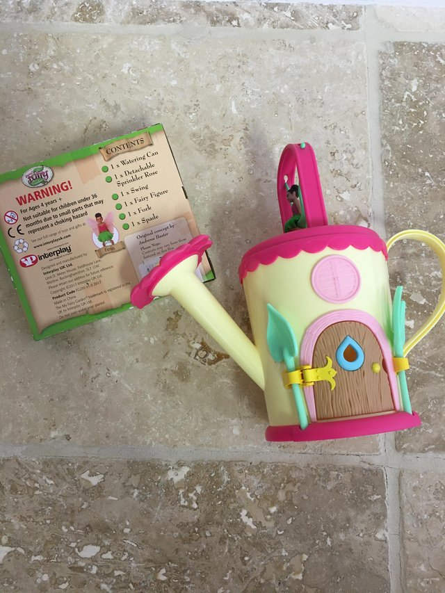 Image 3 of My Fairy Garden watering can