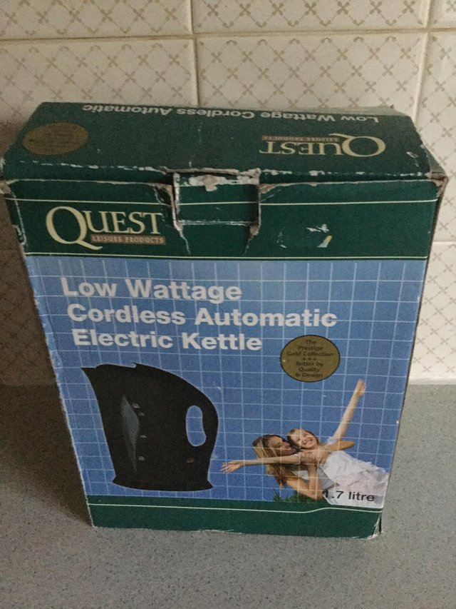 Preview of the first image of Low wattage kettle..