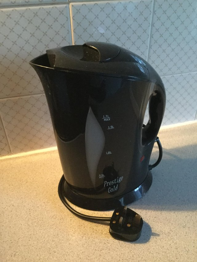 Image 2 of Low wattage kettle.