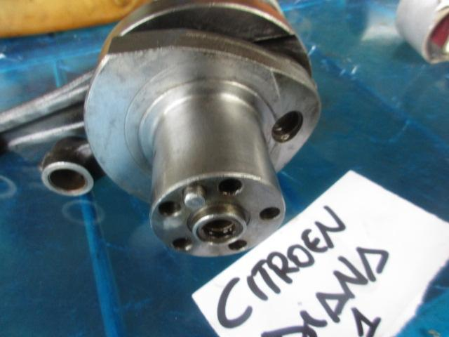 Preview of the first image of Crankshaft Citroen Diane.