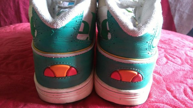 Image 2 of Retro Ellesse Trainers size 6.5