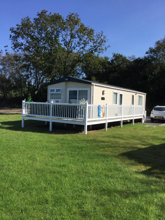 Preview of the first image of ABI St David 38ft x 12ft 2 bed static caravan 12 month site.