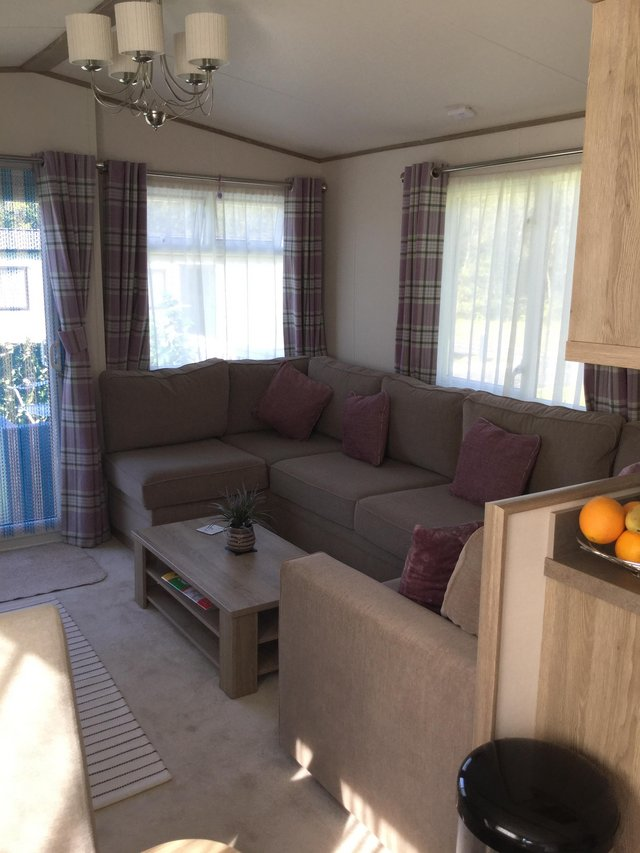 Image 10 of ABI St David 38ft x 12ft 2 bed static caravan 12 month site
