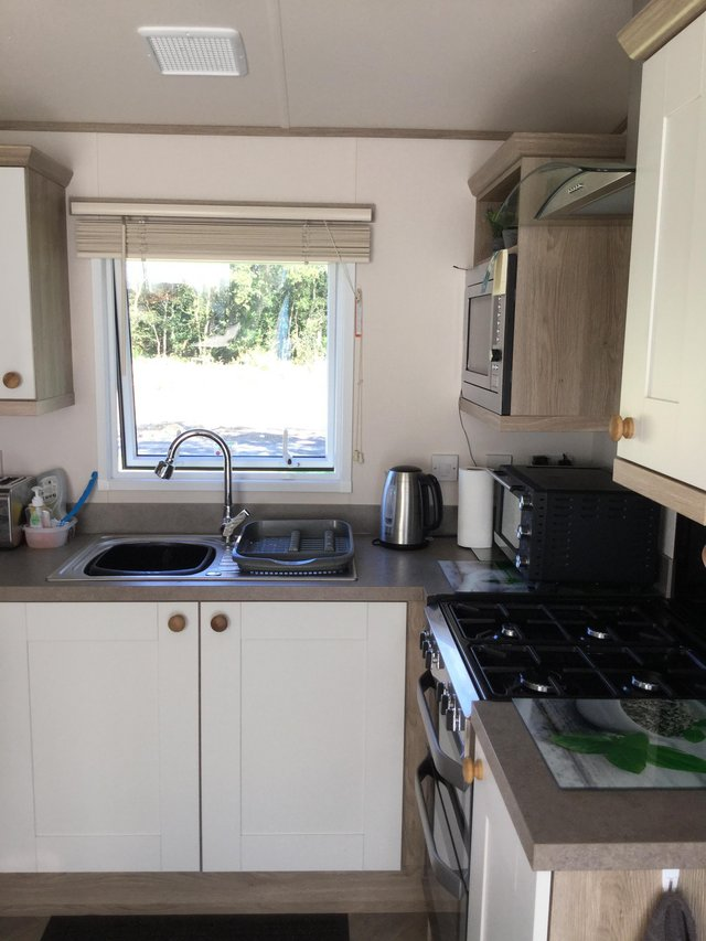 Image 12 of ABI St David 38ft x 12ft 2 bed static caravan 12 month site