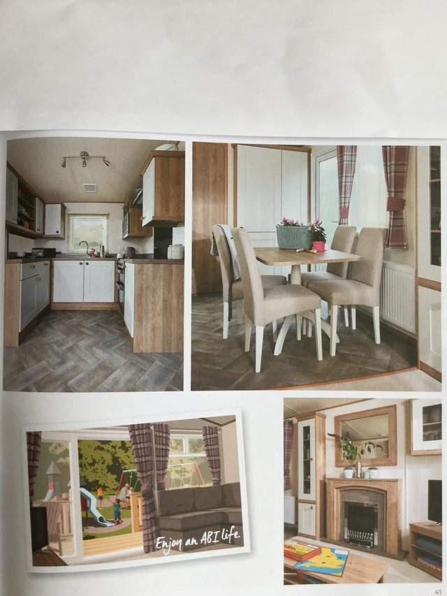 Image 14 of ABI St David 38ft x 12ft 2 bed static caravan 12 month site