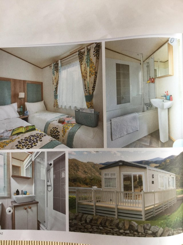 Image 19 of ABI St David 38ft x 12ft 2 bed static caravan 12 month site