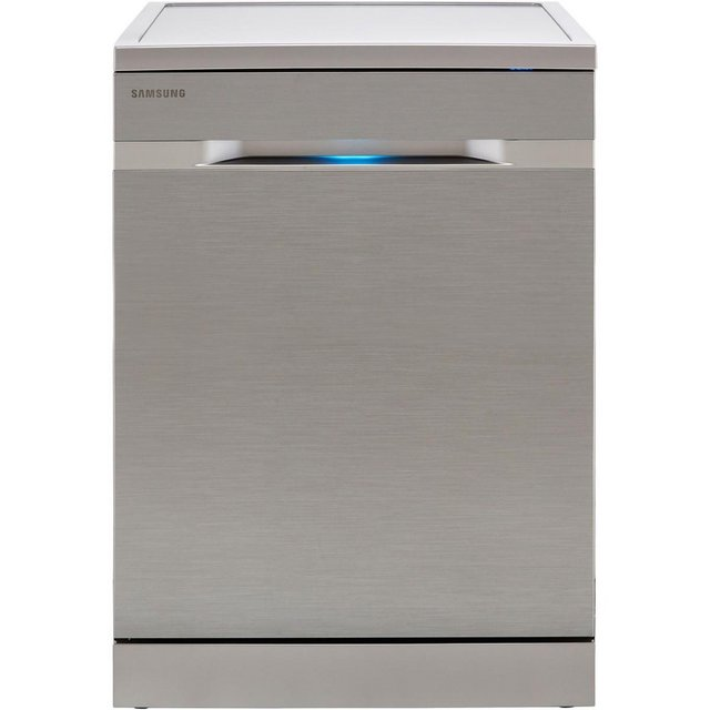 Preview of the first image of SAMSUNG WATERFALL S/S 14 PLACE FULLSIZE DISHWASHER-A+++-WOW.