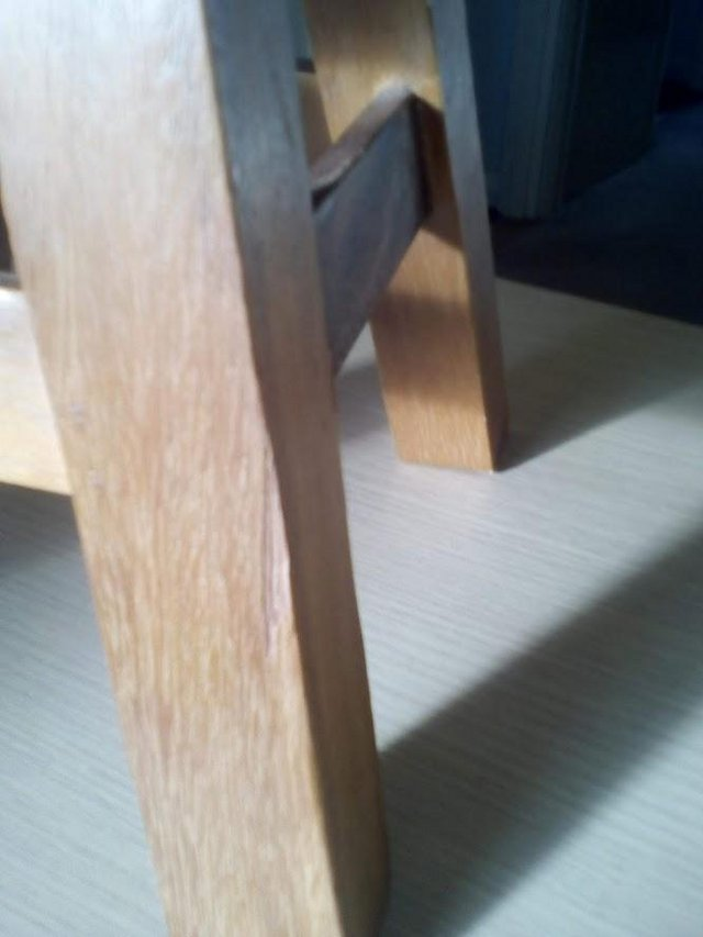 Image 3 of Kids, Child's Wooden Stool