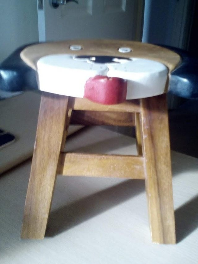 Image 4 of Kids, Child's Wooden Stool