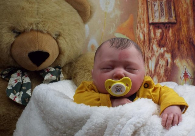 Image 2 of Reborn baby boy doll