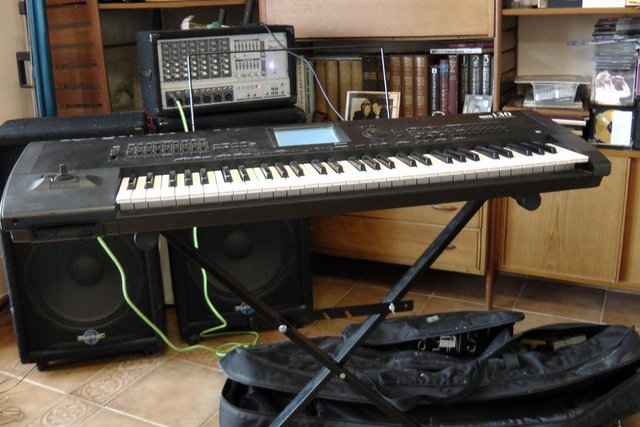 Preview of the first image of KORG i3 INTERACTIVE MUSIC WORKSTATION.