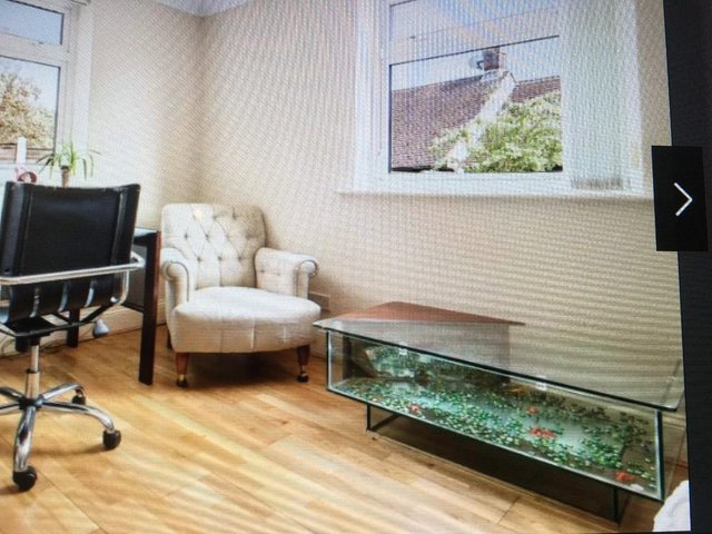 Fish Tank Coffee Tables Local Classifieds Preloved