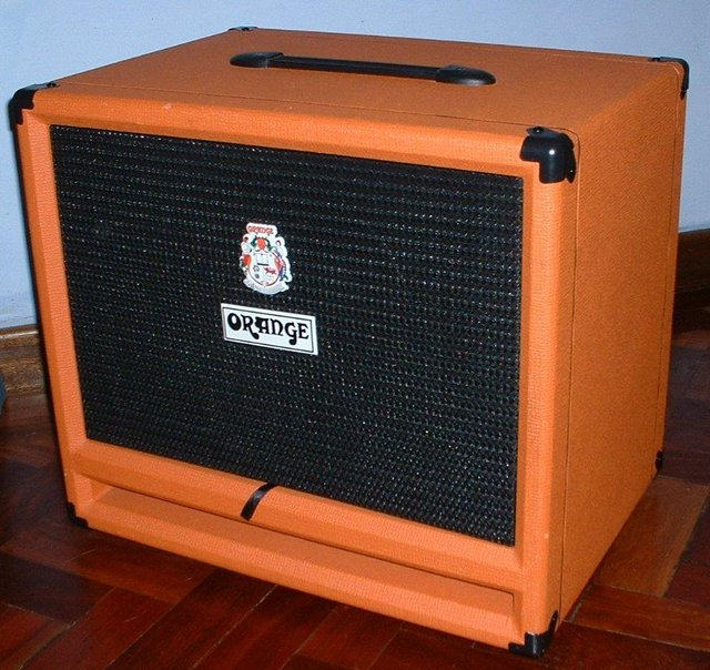 Orange Obc212 Isobaric Bass Cab For Sale For Sale In Cinderford