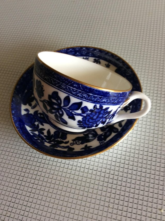 Preview of the first image of Coalport cup and saucer.