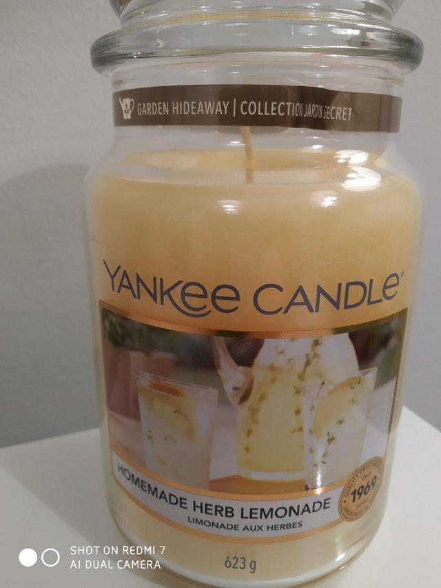 Image 2 of LARGE JARS YANKEE CANDLES - ALL NEW & UNUSED