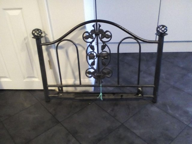 Preview of the first image of Single headboard.