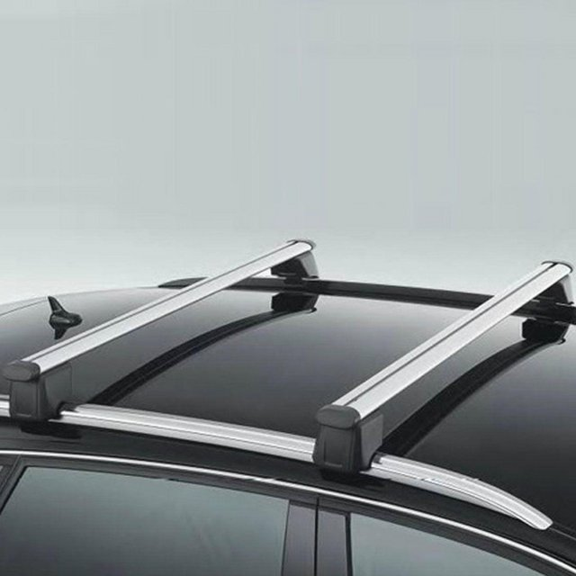 Preview of the first image of Audi (S) Q5 (Year: 2013-2017) roof bars new unused complete.