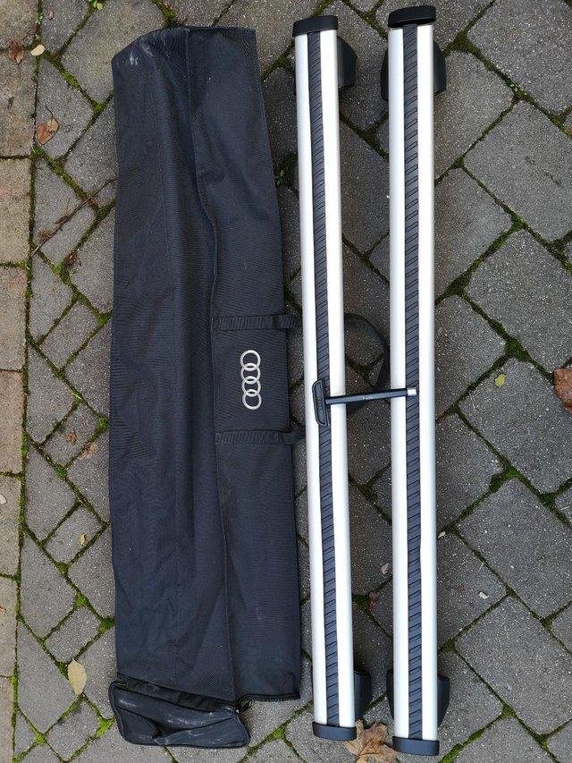 Image 3 of Audi (S) Q5 (Year: 2013-2017) roof bars new unused complete