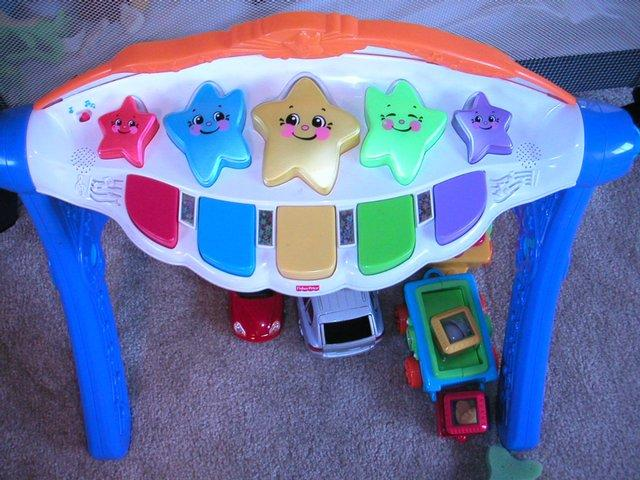 Preview of the first image of Fisher Price Chorus Gym.