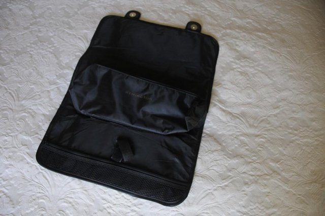 Image 2 of Remington Heat Resistant Safety Mat And Storage Pouches