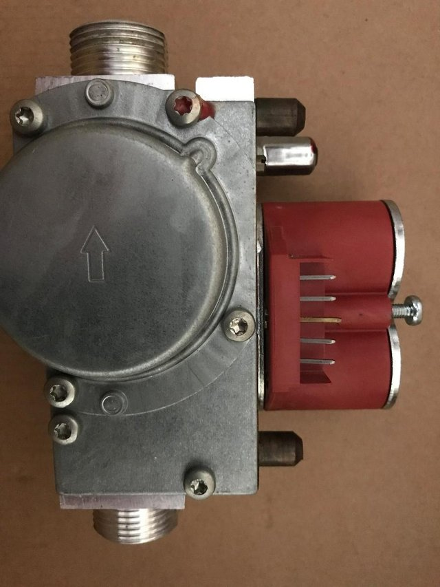 Image 3 of Remeha Gas Valve Combination Block S58685