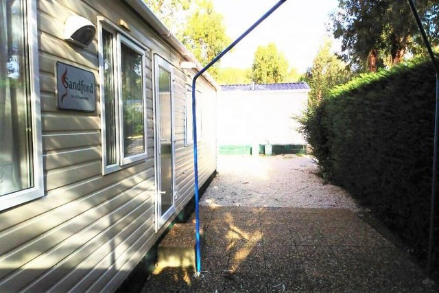 Preview of the first image of *SOUTH OF FRANCE* Victory Sanford Var Mobile Home.