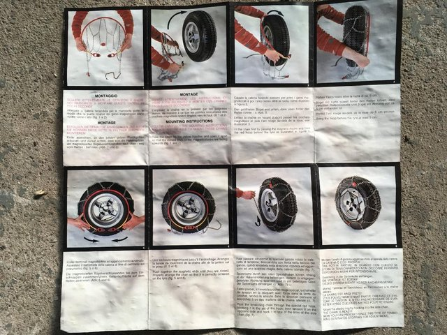 Image 3 of Magnetik Snow Chains