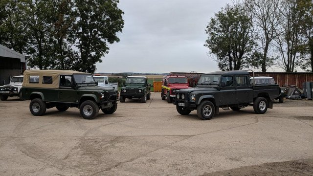 Image 7 of Land Rover Defender WANTED NOW
