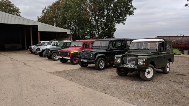 Image 8 of Land Rover Defender WANTED NOW