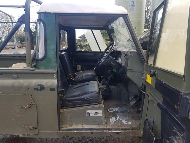 Image 10 of Land Rover 110 Soft Top & P/Up H/Top 1986 #108