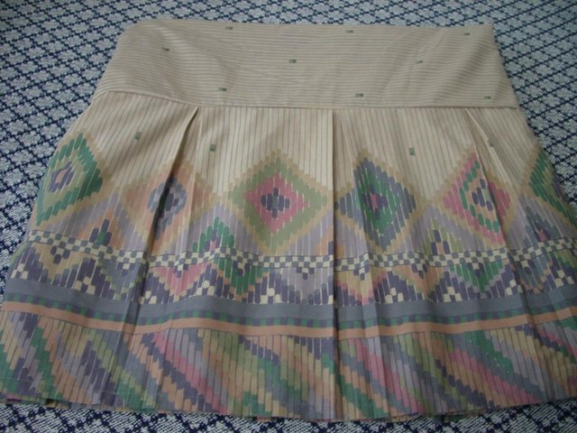 Image 2 of Marks & Spencer Tapestry Double Valance, BRAND NEW