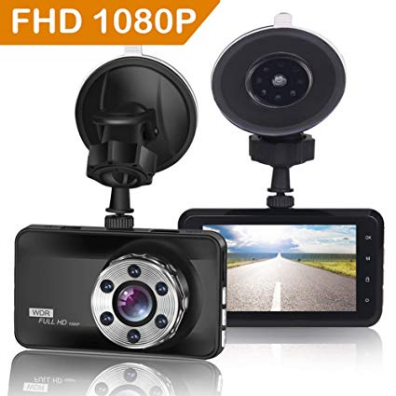 Preview of the first image of Car Dashcam Recorder.