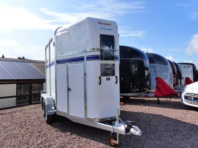 Image 3 of Bateson Deauville Horse Trailer Order now for 2022