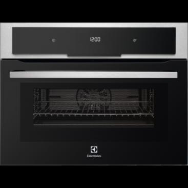 Preview of the first image of ELECTROLUX 43L BUILT IN COMBINATION MICROWAVE OVEN-1000W-NEW.