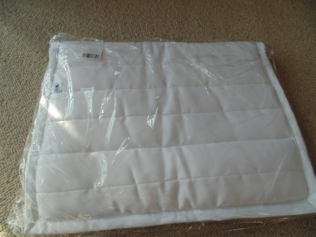 Image 3 of Derby House Pro Comfort Padded Saddle pad full or cob size