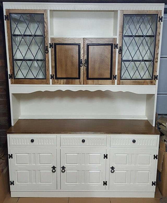 Preview of the first image of Large shaker style dresser.