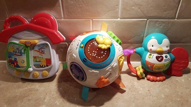 Image 2 of Toy bundle, Vtech, Little Tikes